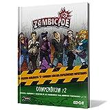 Edge Entertainment- Zombicide Compendium #2, Color (EECMZC07)