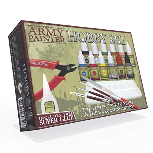 The Army Painter | Hobby Set 2019, 12 ml | 12 Pinturas...