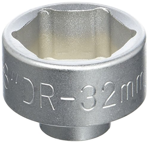 "KS Tools 150.9218 3/8"" Universal Ölfilter-Schlüssel, SW 32mm"