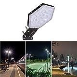 Lampada da strada, lampione 300W, Viugreum IP65 Impermeabile Lampione stradale a LED per illuminazione di giardini, illuminazione stradale esterna, campo da basket, parcheggio esterno
