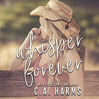 Whisper Forever                   By:                                                                                                                                 C.A. Harms                               Narrated by:                                                                                                                                 Sarah Puckett                      Length: 6 hrs and 2 mins     20 ratings     Overall 4.6