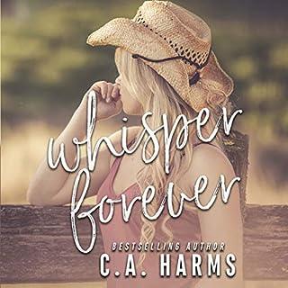 Whisper Forever audiobook cover art