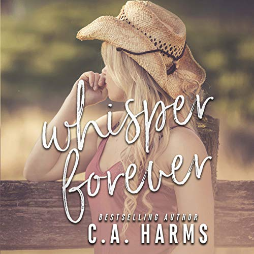 Whisper Forever audiobook cover art
