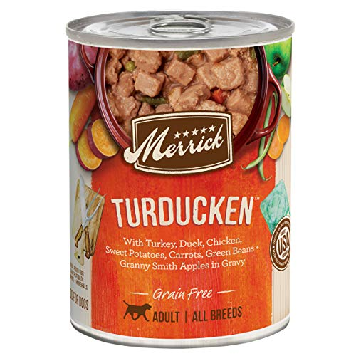 Merrick Classic Grain Free Canned Dog Food