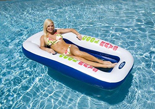 Intex zwembad luchtmatras