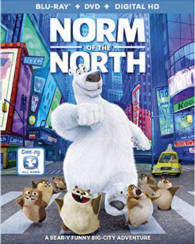 Norm Of The North [Blu-ray + DVD + Digital HD]