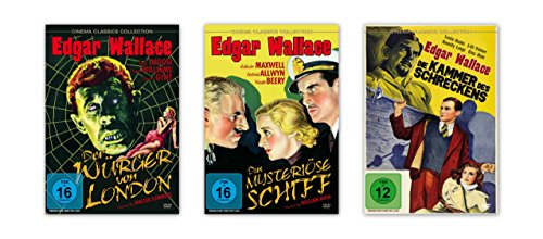 Edgar Wallace - Bundle