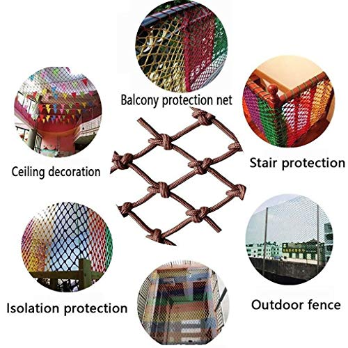 Affordable Climbing Net Balcony Stair Anti-Fall Net Children Safety Net Home Ceiling Decoration Net ...