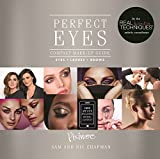 Perfect Eyes: Compact Make-Up Guide for Eyes, Lashes and Brows (Pixiwoo Compact) - Pixiwoo Limited
