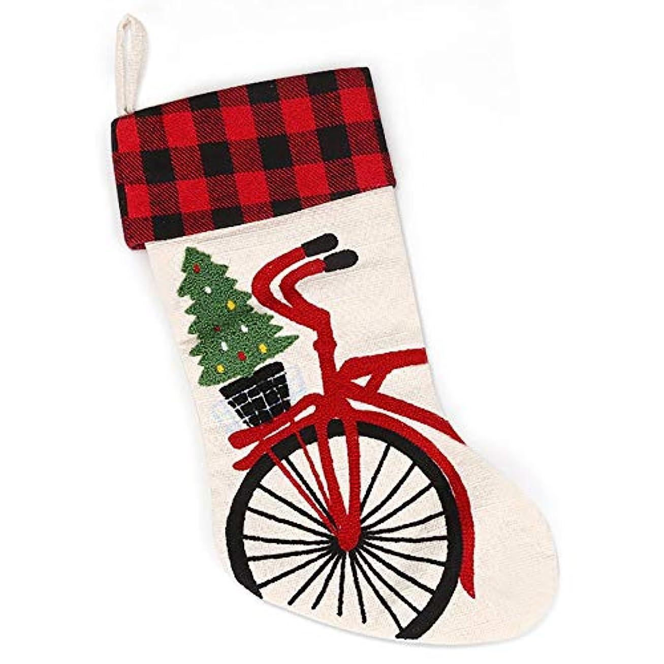 治安判事その間海賊クリスマスソックスクリスマスツリーの装飾フェスティバルキャンディギフトバッグストッキングS1003