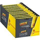 PowerBar Powergel Shots Naranja 24 x 60G - Carbono de Alta Energía + Neumáticos C2Max 1440 g