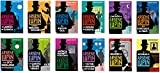 Coleção Arsene Lupin - 12 Livros