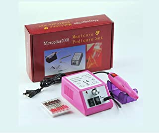 جهاز كهربائي لحفر الاظافر، مجموعة ادوات تجميل الصالونات وادوات المانيكير والباديكير