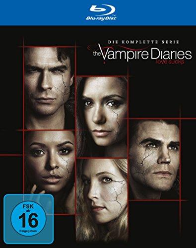 The Vampire Diaries: Die komplette Serie (Staffeln 1-8) [Blu-ray] (exklusiv bei Amazon.de)
