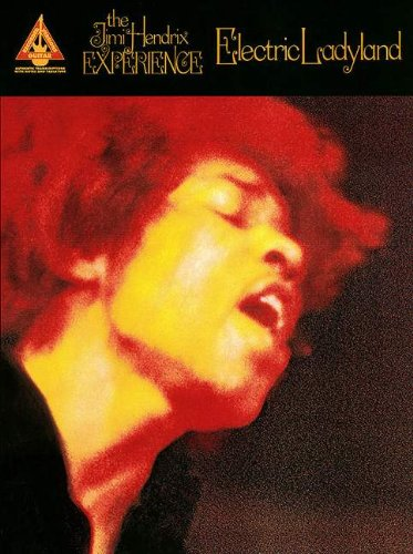 Partition : Hendrix Jimi Electric Lady Land Tab Rec.V
