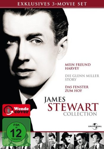 James Stewart Collection [3 DVDs]
