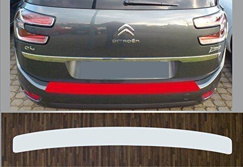 passgenau für Citroen Grand C4 Picasso ab 2013 Lackschutzfolie Ladekantenschutz transparent