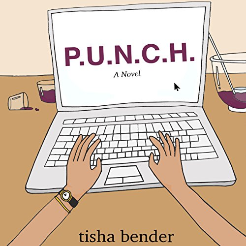 P.U.N.C.H. audiobook cover art