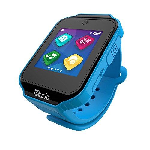 "Kurio Watch 1.54"" LCD Negro, Azul reloj inteligente - Relojes inteligentes (3,91 cm (1.54""), LCD, Pantalla táctil, Negro, Azul)"