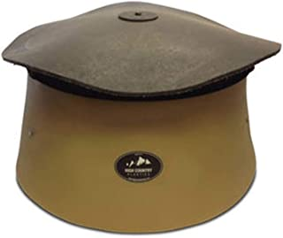 High Country Plastics BMF-120 Bull Mineral Feeder, Small/120 lb