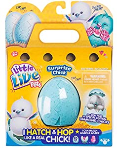 little live pets 28427 - Figura de Pollito Sorpresa