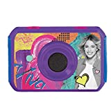 LEXIBOOK Violetta Cámara Digital de Fotos, con Accesorios (DJA400VI)
