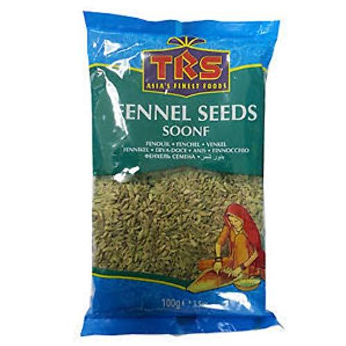 TRS Soonf 100 g semillas de hinojo