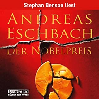 Der Nobelpreis audiobook cover art