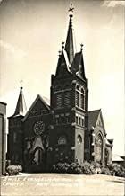 Swiss Evangelical and Reformed Church New Glarus, Wisconsin Original Vintage Postcard