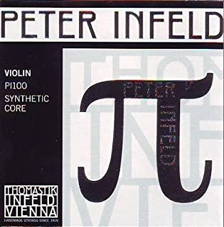 Thomastik-Infeld Violin Peter Infeld Set (PI01PT, PI02, PI03A, PI04), PI100