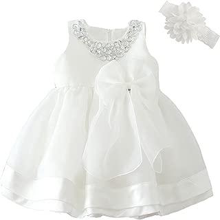 Baby Girl Dress Christening Baptism Gowns Flower Girl Dress
