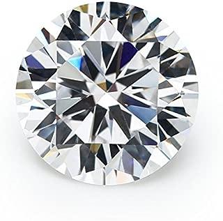 1000PCS 1.25mm AAAAA Round Machine Cut White Cubic Zirconia Loose CZ Synthetic Gemstone (1.25mm 1000pcs)