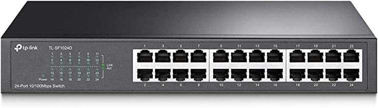 Switch TP-LINK Rack de 48 portas 10/100Mbps TL-SF1048
