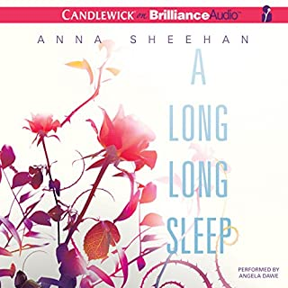 A Long, Long Sleep                   By:                                                                                                                                 Anna Sheehan                               Narrated by:                                                                                                                                 Angela Dawe                      Length: 9 hrs and 8 mins     156 ratings     Overall 4.1