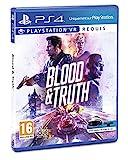 Blood and Truth PS VR - PlayStation 4 [Importación francesa]