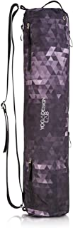 YOGA DESIGN LAB   The Yoga Mat Bag   Premium, All-in-One, Lightweight, Multi Pockets, Extra Durable   Designed in Bali   The Travel Yoga Bag That Fits Your Mat & Your Life!