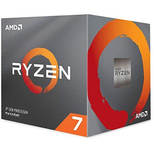 Price comparison product image AMD Ryzen 7 3800X - 3.9 GHz - 8-core - 16 threads - 32 MB cache - Socket AM4 - Box