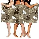 Dress Rei Jxrodekz Toalla de playa de 78,7 x 51 pulgadas abstracta flor toalla de baño 80130 cm suave y ligera absorbente para baño, piscina, yoga, pilates, picnic, mantas