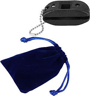 Keenso Afilador de Cuchillas para Patines de Hielo, Afilador de Cuchillas Portátil Ajustable Patinadores de Hielo