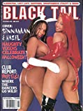 Black Tail Busty Adult Magazine 'Sinnaman' 'Hazel' November 2002