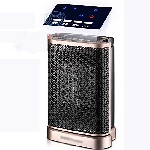 HAIZHEN Radiateur électrique Chauffage électrique en céramique d'or de chauffage à distance chauffant la chaleur instantanée 1500W 210 * 700mm Économie d'énergie (Conception : Remote control models)