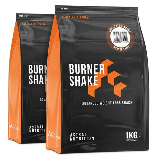 Burner Shake – Fettverbrennender Gewichtsverlust Shake, trägt zum Stoffwechsel bei, unterdrückt den Appetit, fortschrittliche Formel