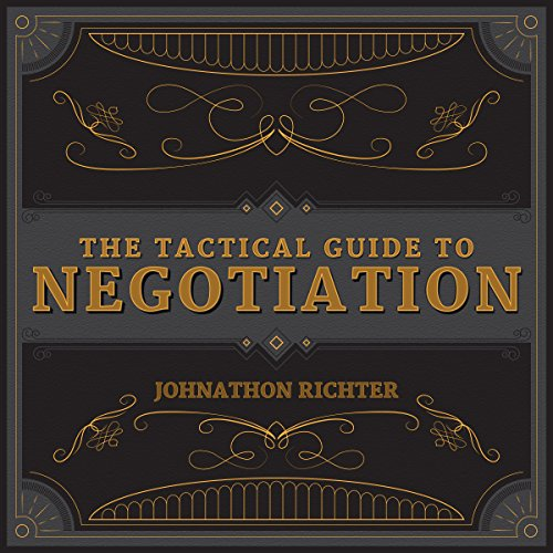 The Tactical Guide to Negotiation cover art