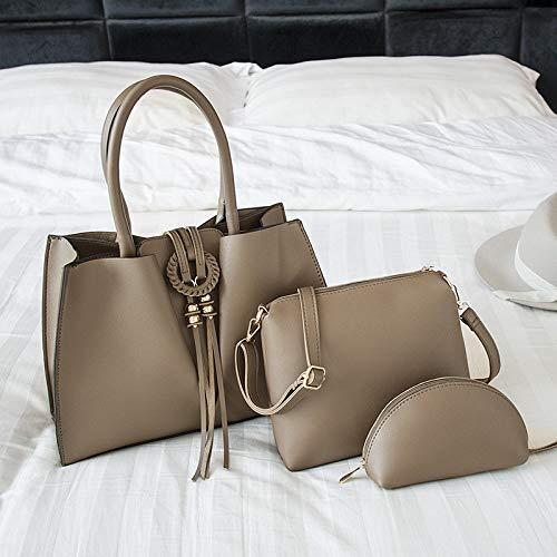 The New Big Bag Koreanische Handtasche Fashion Handtasche PIP Paket dreiteilig weiblich