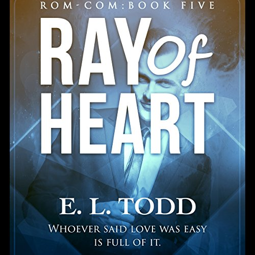 Ray of Heart audiobook cover art