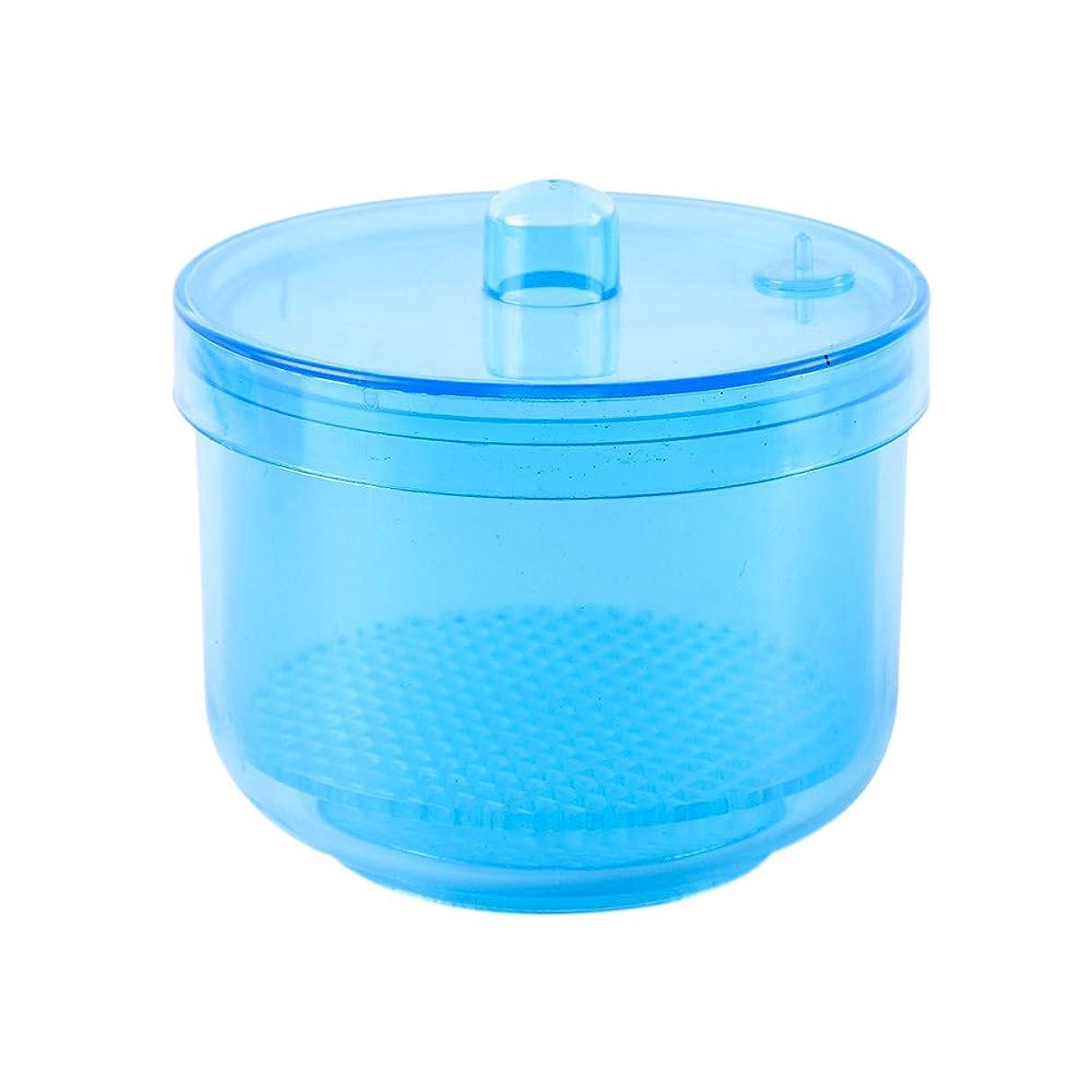 代替案理想的には特別にSODIAL 1ピースネイル/ニードル消毒消毒収納ボックスネイル/ニードルビットクリーニングツールアクセサリーマニキュアクリーンネイル/ニードルツールカラーランダム