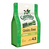 Greenies Grain Free Treats for Dogs - Teenie - 12oz