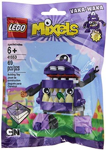 LEGO Mixels Mixel Vaka-Waka 41553 Building Kit by Lego Mixels