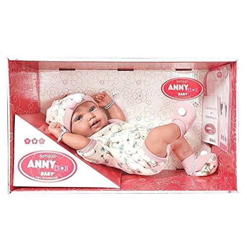 ANNY DOLL BABY MACACÃO, Cotiplas, 2442, Rosa