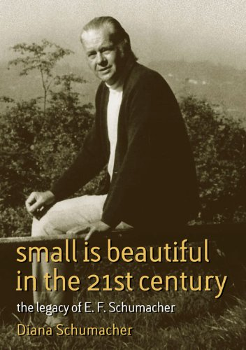 Small is Beautiful in the 21st Century: The legacy of E.F. Schumacher (Schumacher Briefings Book 17)